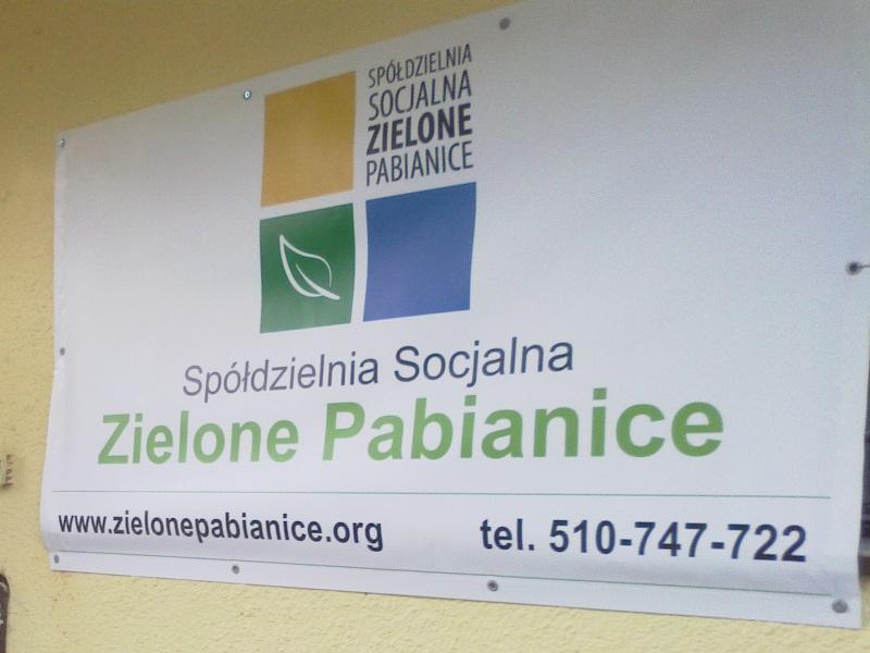 Spółdzielnia Socjalna Zielone Pabianice