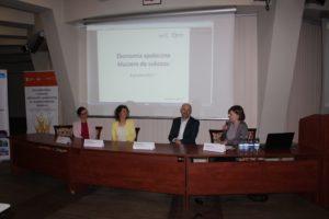 panel Ekonomia społeczna kluczem dosukcesu