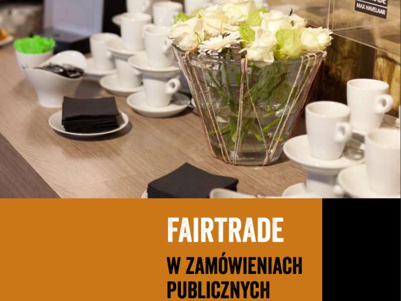 Fairtrade w zamówieniach publicznych