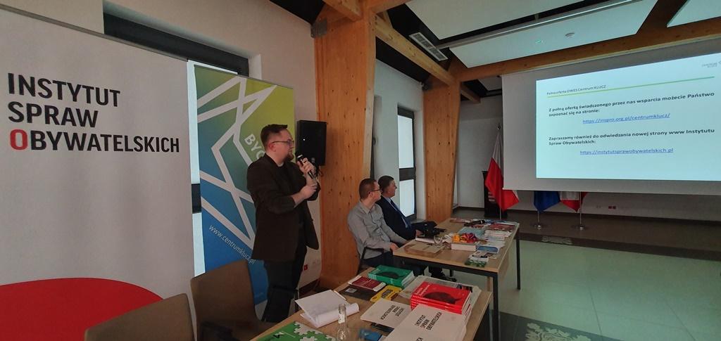 Powiatowe Forum Organizacji Pozarządowych w Opocznie