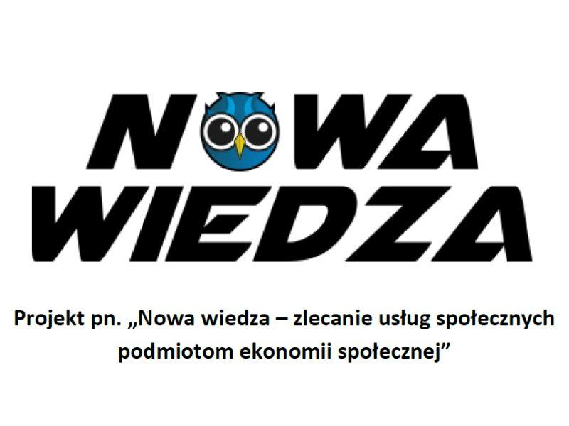 Nowa wiedza – zlecanie usług społecznych podmiotom ekonomii społecznej