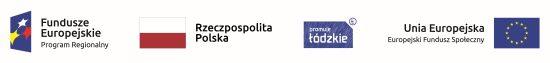 Logotypy Fundusze Europejskie Program Regionalny