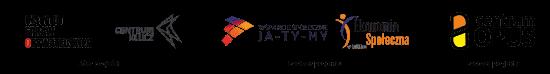 Logotypy partnerów ŁOWES