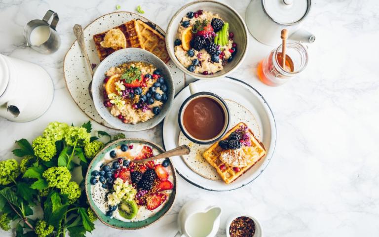 produkty śniadaniowe