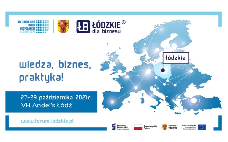 Wiedza, praktyka, biznes! Europejskie Forum Gospodarcze
